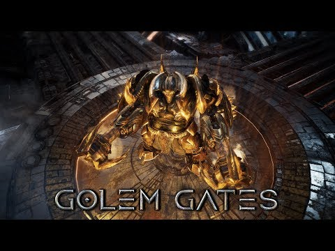 Golem Gates - Early Access Trailer thumbnail