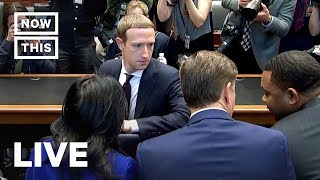 Mark Zuckerberg Testifies Before Congress | NowThis