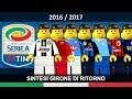 Download Video Serie A 2016/17 Sintesi e Goal Campionato 2017 Lego Calcio • Ritorno • Film Lego Football Highlights