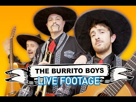 The Burrito Boys Video