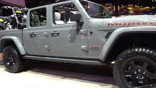 2020 Jeep Gladiator Mojave | Don't Call It A Baby Raptor