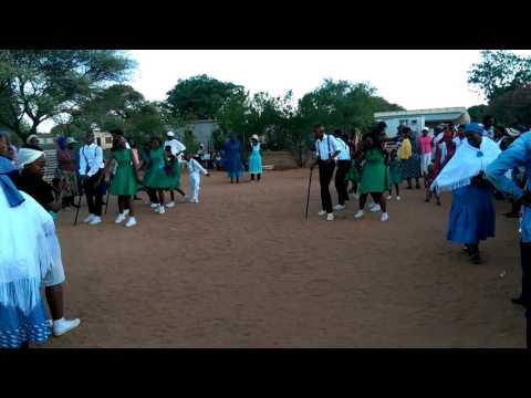 Botswana Wedding dance: Mahalapye [HD] Best