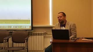 CC2018 Александр Чистяков о Kubernetes ч.1