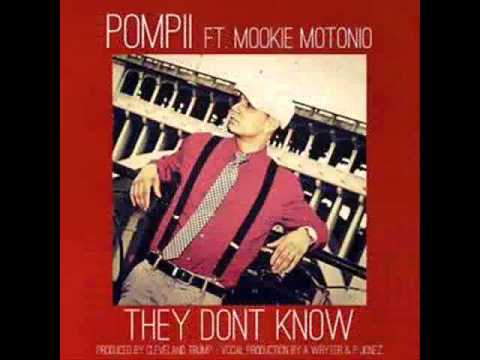 Rico Love Remix - Pompii - They Dont Know ft Mookie Motonio