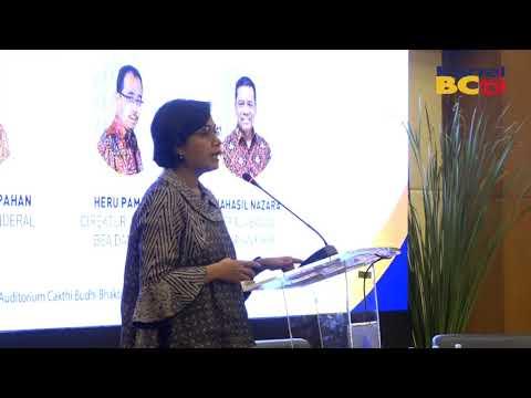 Dialog Ekonomi & Kebijakan Fiskal Berama Menteri Keuangan RI