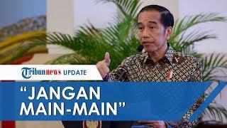 Tanggapi Pemecatan Dirut Garuda karena Selundupkan Motor Mewah, Jokowi: BUMN Tegas, Jangan Main-main