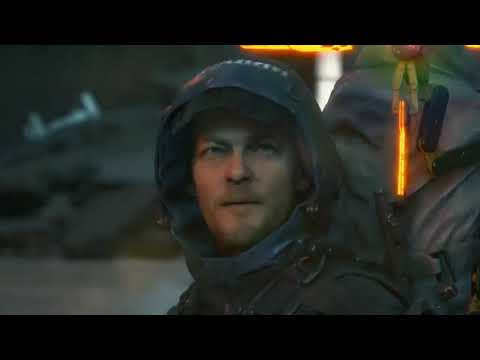 New Cutscene and New Character Played by Troy Baker de Death Stranding