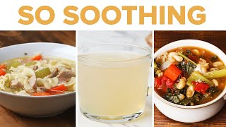 Soothing Cold & Flu Recipes