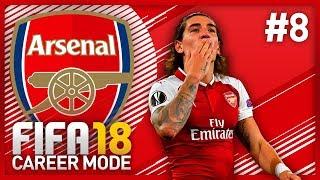 WHAT A GOAL!!! FIFA 18 ARSENAL CAREER MODE - EPISODE #8