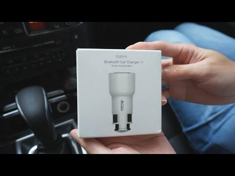 [Review ]Xiaomi Roidmi 2S Bluetooth Car Charger International Version