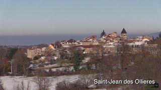 Qu'elle est belle ma commune Saint-Jean-des-Ollières