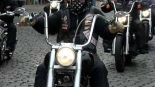 Hells Angels Blood Red and White Tribute.by Project Green Angel Inc.wmv