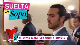 Se complica la situación del actor Pablo Lyle | Suelta La Sopa | Entretenimiento