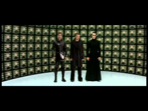 MTv Matrix Spoof