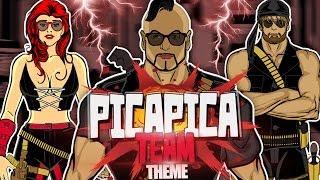 Somos el PicapicaTeam Vol.1 - Official Theme - Samuel Picapica