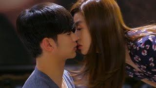 Romantic Kiss Scenes  Pinoccio  My Love From The Star  Healer   Cute Korean Drama