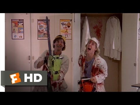 Download Summer School (9/10) Movie CLIP - We're Psychopaths! (1987) HD HD Mp4 3GP Video and MP3