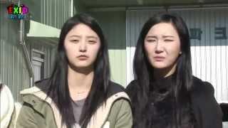 (EXID but but TV) EXID episode 16 @ making of Dasoni's Good bye MV