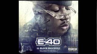 E40 - Money On My Mind (instrumental w/chorus) - Mixed by Handsome Matt LeDoux