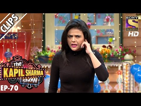 Shweta Singh Live from the Stage - The Kapil Sharma Show – 31st Dec