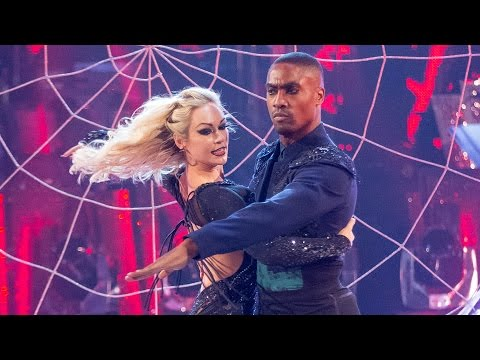 Simon Webbe & Kristina Rihanoff Paso Doble to 'Poison' – Strictly Come Dancing: 2014 – BBC One