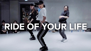 Ride Of Your Life - Tinashe / May J Lee Choreography