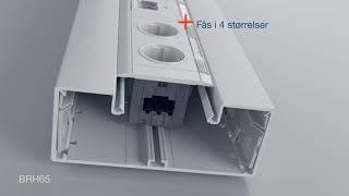 Kanaler og installationssystemer BRH65