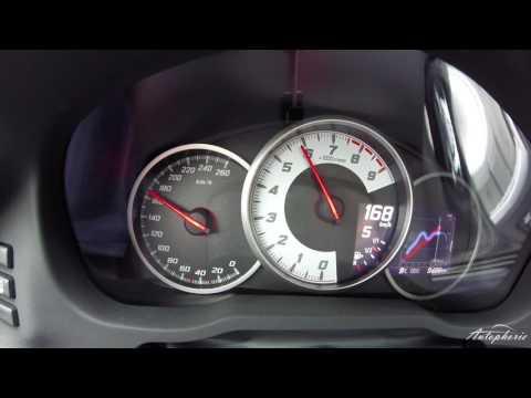 2017 Toyota GT86: Exhaust Sound / Acceleration 0 - 100 kph / 0 - 62 mph - Autophorie
