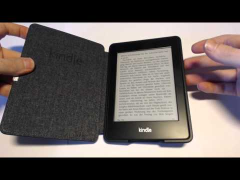 Kindle Paperwhite Cover