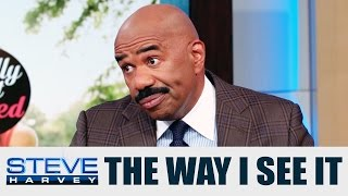 You Know You Are Ugly When... || STEVE HARVEY