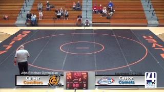 Culver Varsity Wrestiling vs Caston