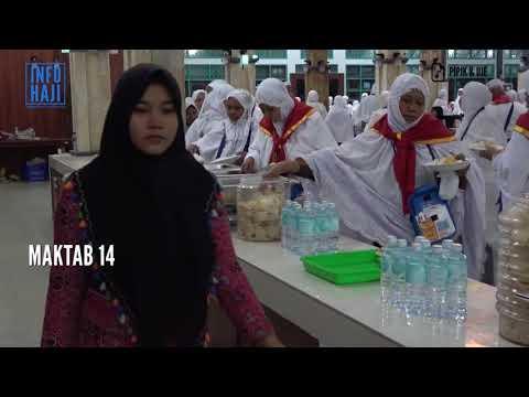Informasi Haji Kloter 10 Embarkasi Aceh Tahun 2018