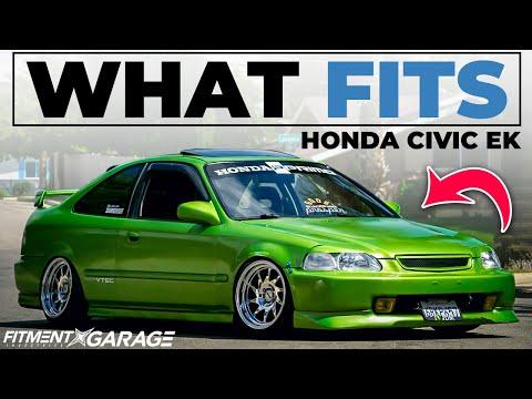 6th Gen Honda Civic   What Wheels Fit