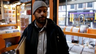 Theo Parrish (EB.TV Feature)