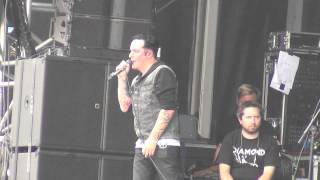Apoptygma Berzerk - Until the end of tehe world  Live M'era Luna 2015