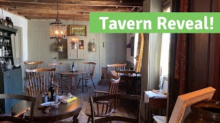New England Historic Home/Early American Tavern Tour
