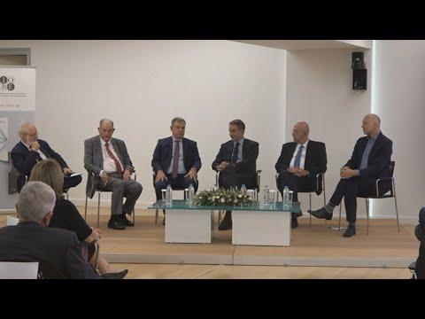Ομιλία Μητσοτάκη στην εκδήλωση του ΙΟΒΕ «Ελληνική Κοινωνία: Από τη σπορά στην καρποφορία»