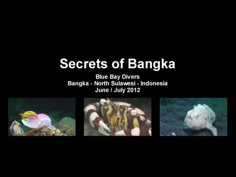 Secrets of Bangka, Sahaung,Indonesien