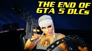 "GTA ONLINE UPDATES & DLCs ""COMING TO AN END"" SAYS ROCKSTAR SOURCES"