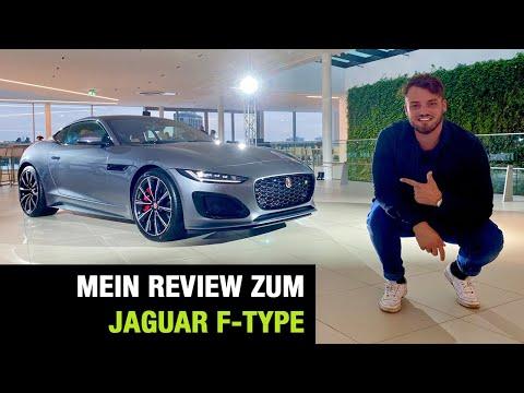 2020 Jaguar F-Type R Coupé (575 PS) 🐆 Weltpremiere   Vorstellung   FULL Review   Details   Motoren.