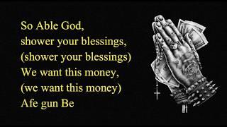 Chinko Ekun Ft Lil Kesh, Zlatan   Able God (Official Video Lyrics) HD