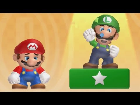 New Super Mario Bros U - Coin Battle #4