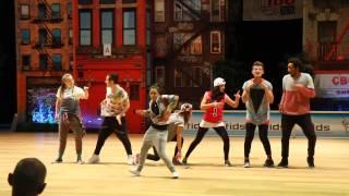 CHEESECAKE [GER]   Hip Hop Team Battle Preselection   IDO European Hip Hop Championships 2014