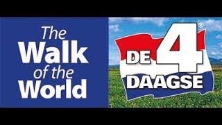 4Daagse Nijmegen 2018 blauwe Dinsdag, de dag van Elst