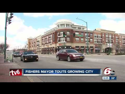 Fishers' mayor addresses traffic issues, IKEA and the future of the city