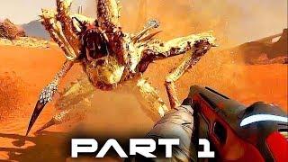 Far Cry 5 Lost on Mars Gameplay Walkthrough Part 1 - INTRO