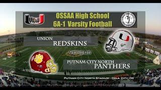FOOTBALL vs Putnam City North