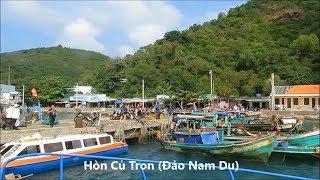 Du Lịch Miền Tây - Quần Đảo Nam Du - Kiên Giang