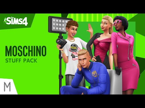 The Sims™ 4 Moschino Stuff Pack: Official Trailer thumbnail