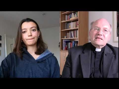 Katharina und Bischof Helmut  - Zwiegespräche in Zeiten von Corona Teil 7